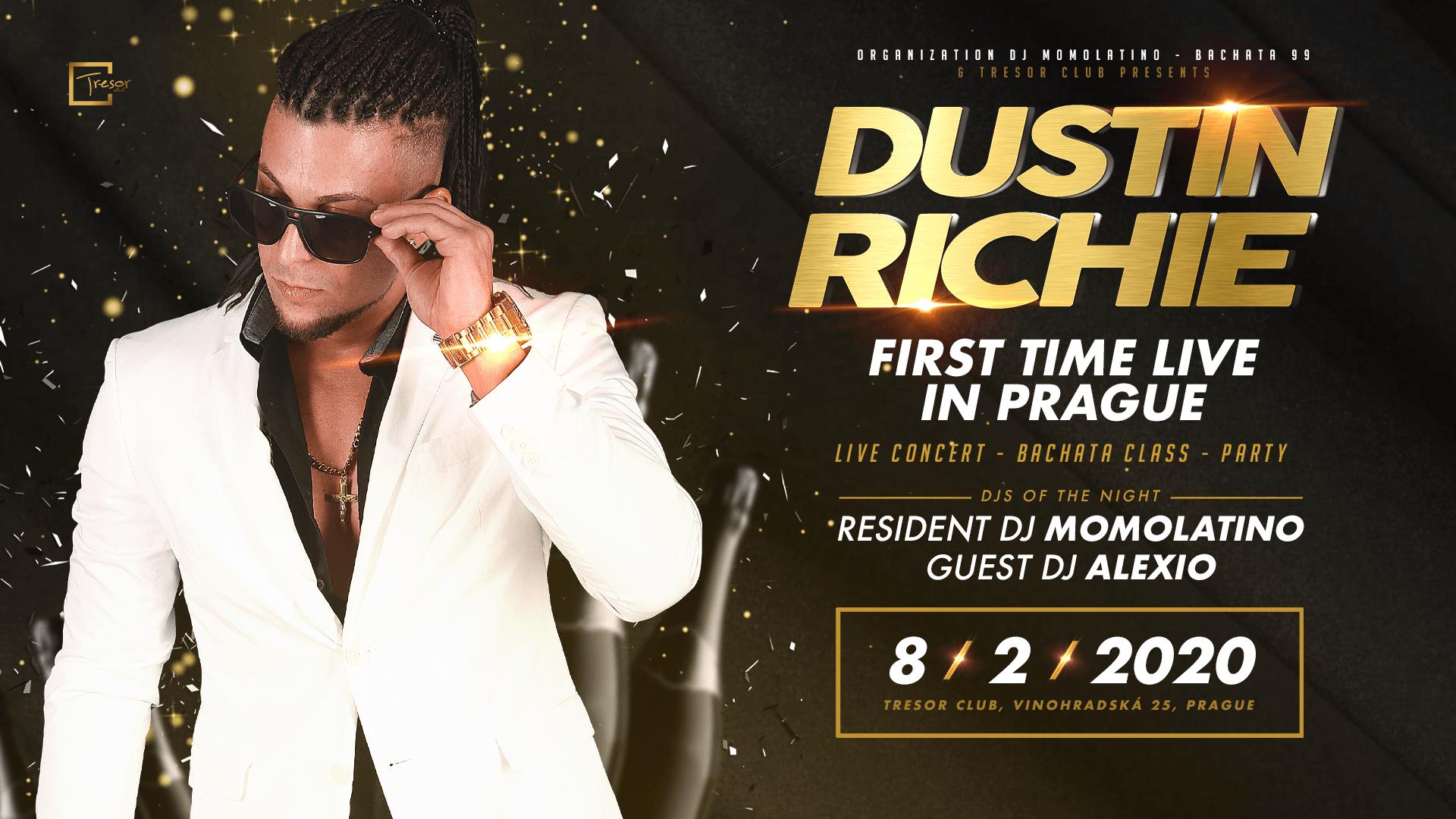 Dustin Richie Live Concert